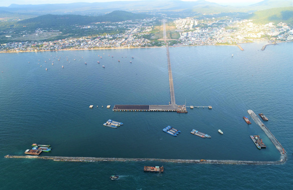 Phu Quoc international seaport slated to come on stream in Q3