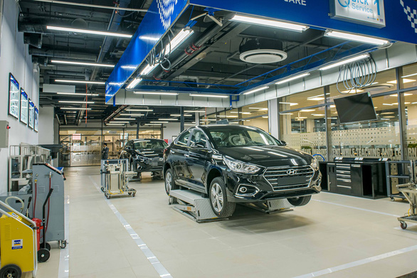 Hyundai Thanh Cong Vietnam to recall over 23,000 faulty cars nationwide