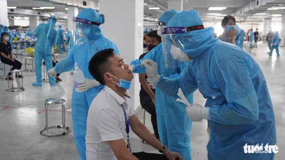 127 local coronavirus infections added to Vietnam's tally: morning update