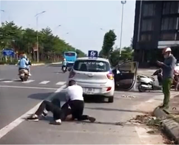 Vietnamese police captain disciplined for not helping resident seize robber