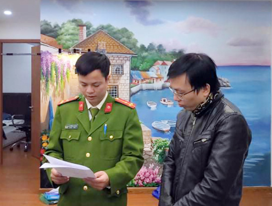 Married Vietnamese couple probed for trading large amount of personal data