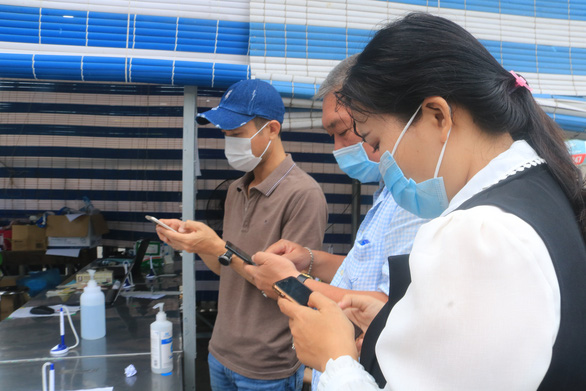 Ho Chi Minh City requires drug buyers with COVID-19-like symptoms to make medical declaration