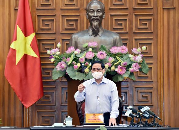 Vietnamese premier urges Pfizer vaccine purchase amid rapid virus transmission