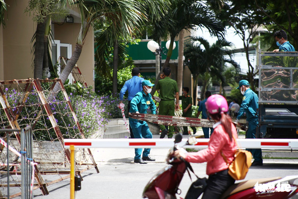 Ho Chi Minh City locks down apartment block over suspected coronavirus case