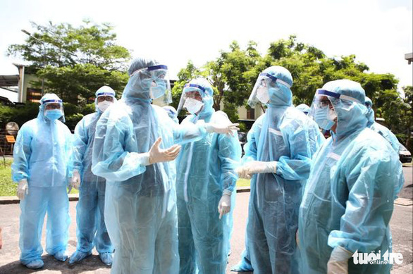 At least 6,700 to be tested over new coronavirus case in Ho Chi Minh City
