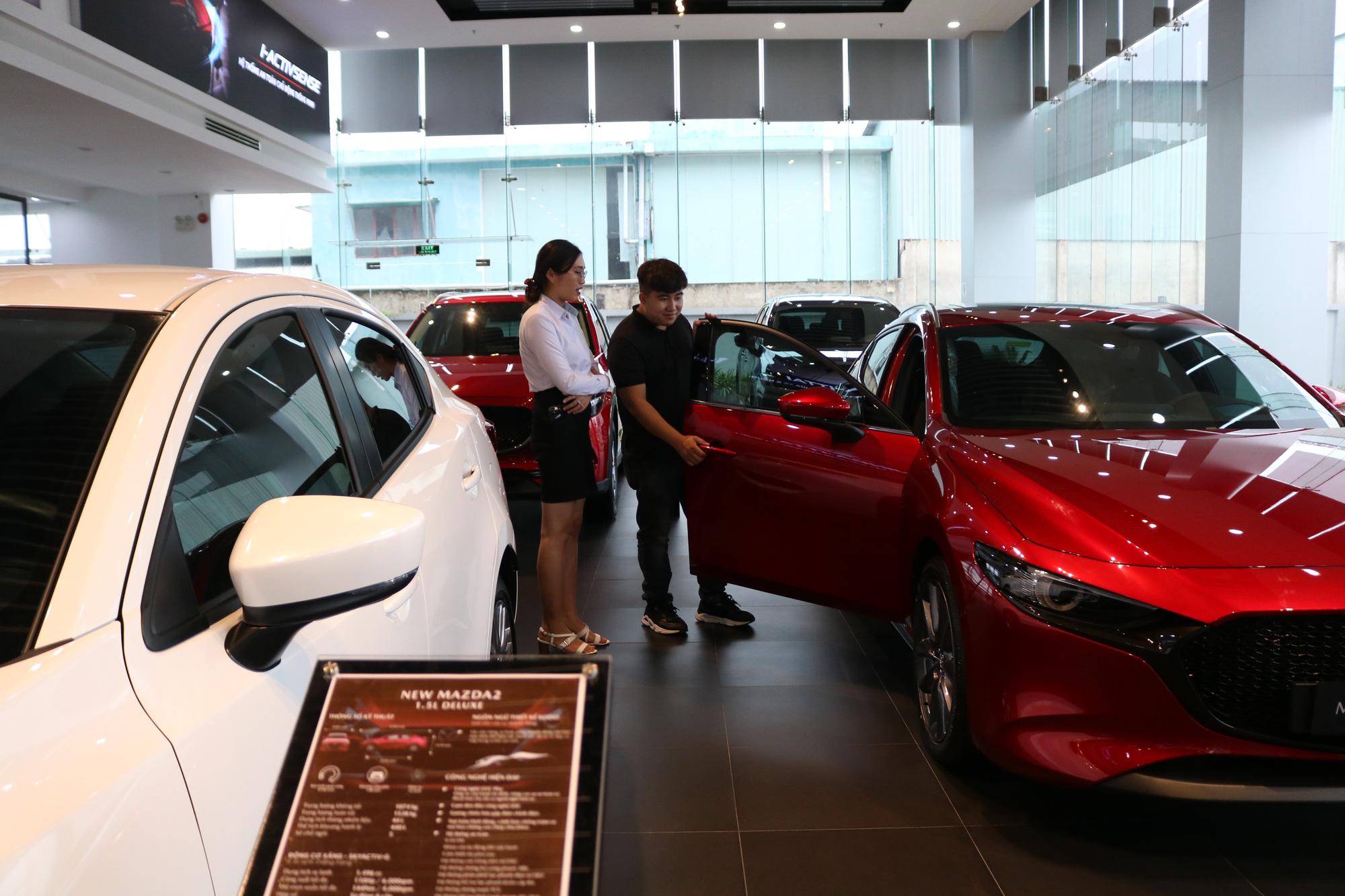 Vietnam's THACO recalls over 61,000 Mazda cars over faulty fuel pumps