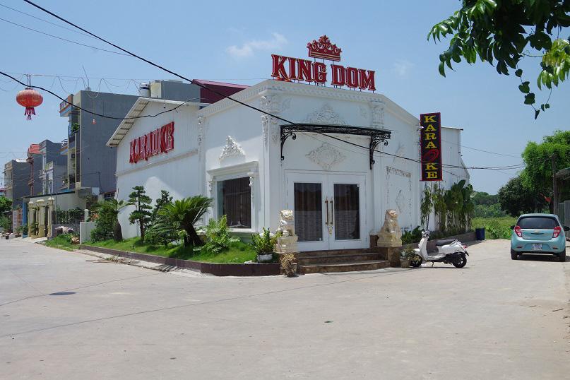 Kingdom karaoke shop in Hai Duong Province, Vietnam. Photo: Phuong Thuy / Tuoi Tre