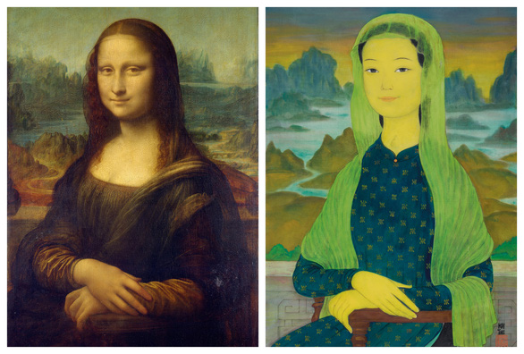 Vietnamese painter's rendition of Mona Lisa projected to hit big in coming auction