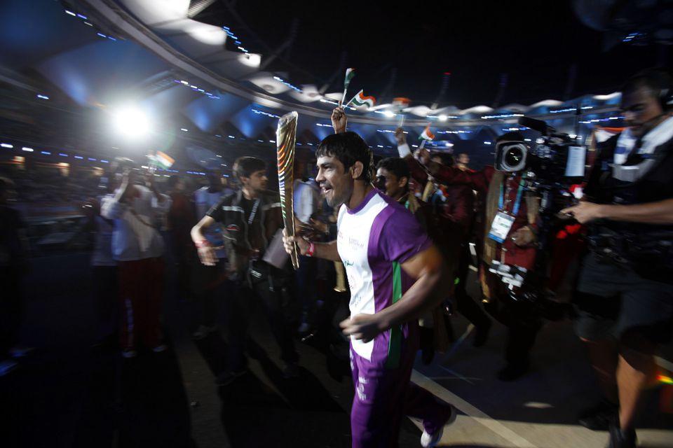 Indian Olympic medallist Kumar arrested over death of fellow wrestler