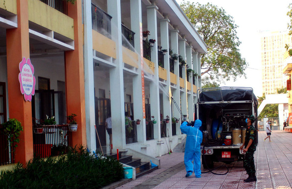 Vietnam sets single-day record of 444 local coronavirus cases