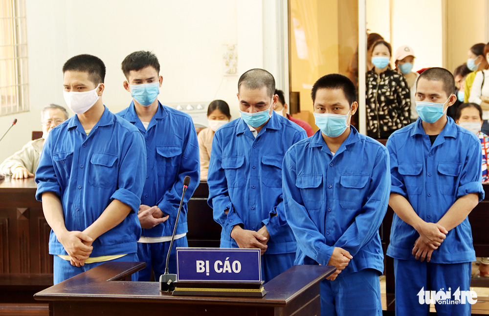 Five sentenced to combined 24 years in jail for arranging illegal migration to Vietnam