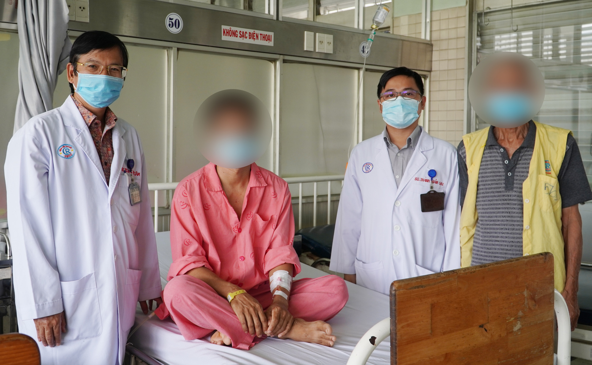 In Vietnam, woman rushes husband to hospital after cutting off his penis