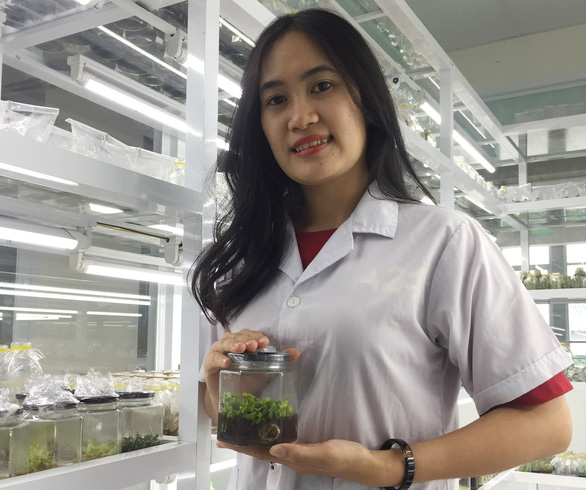 Vietnamese student concocts herb-based drink as extra care for diabetics