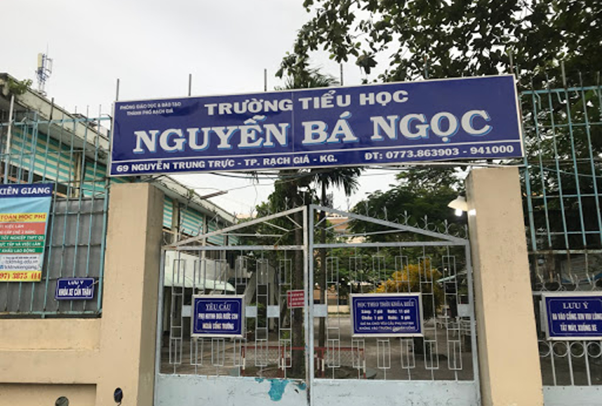 School principal arrested for allegedly misappropriating student fees in Vietnam