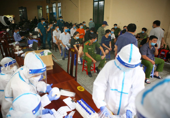 36 new coronavirus infections, all linked to religious sect, documented in Ho Chi Minh City