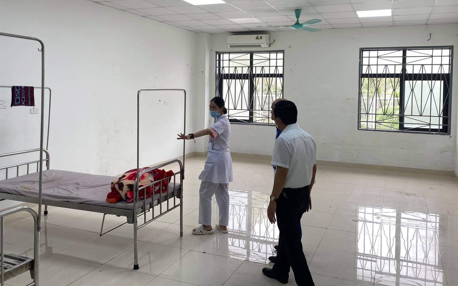 Vietnam's national mental hospital director loses position after patient found operating drug racket on site