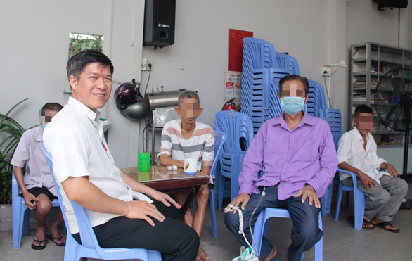 This hospice home in southern Vietnam is helping the terminally ill live their final days in peace