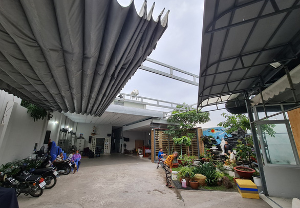 Naza has been called home by some 1,000 patients over the past 14 years. – Photo: Cong Trieu/Tuoi Tre