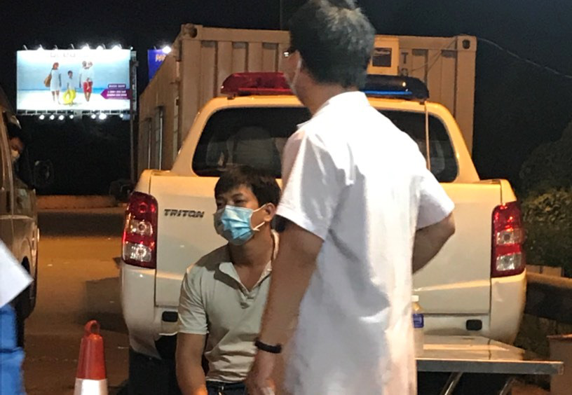 2 Chinese, 3 Bangladeshi try to enter Ho Chi Minh City before completing quarantine period