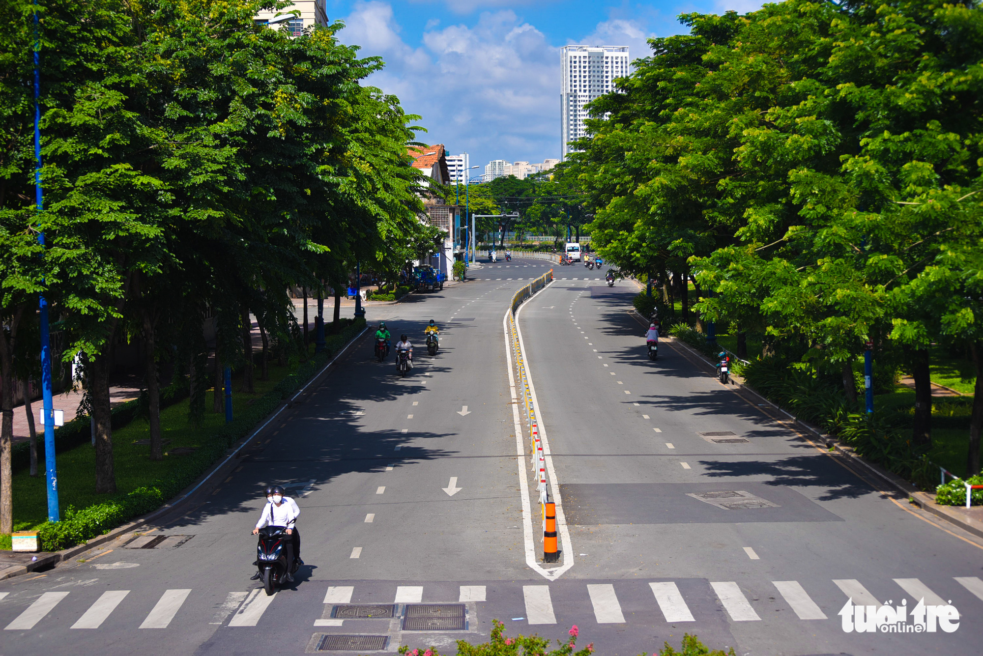 Ho Chi Minh City reinstates social distancing measures amidst serious COVID-19 outbreak