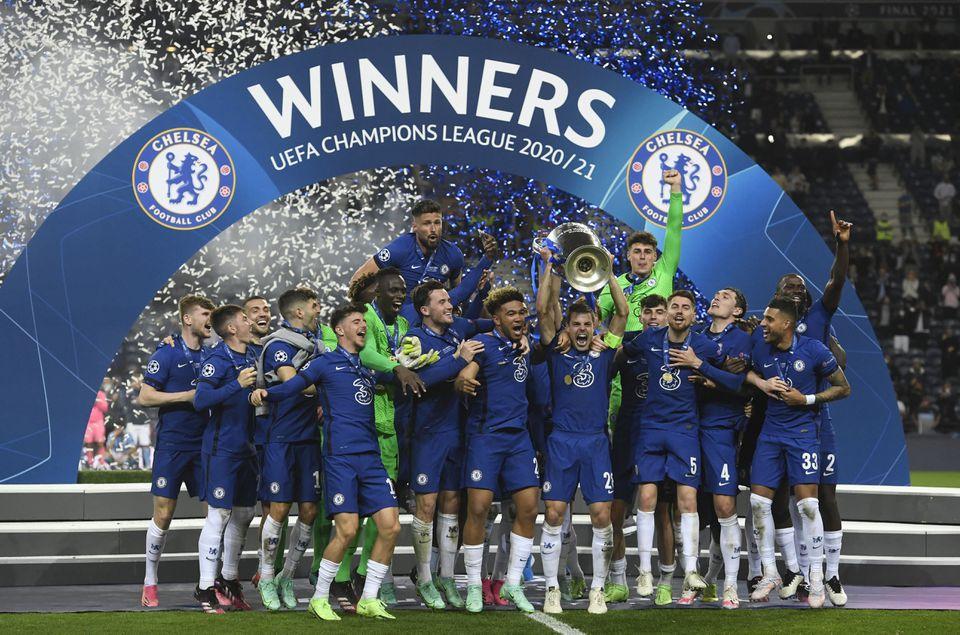 Chelsea win Champions League as Havertz goal tames City