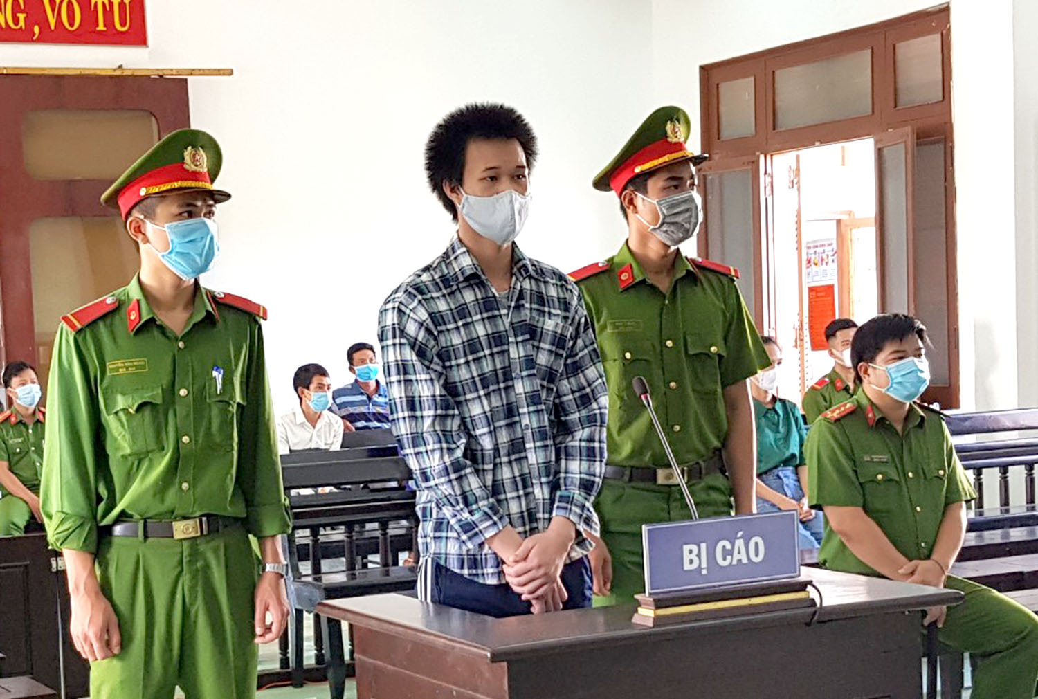 Vietnamese man sentenced to death for murdering, raping 13-year-old girl