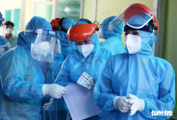 Health ministry confirms 30 new local coronavirus cases in Ho Chi Minh City