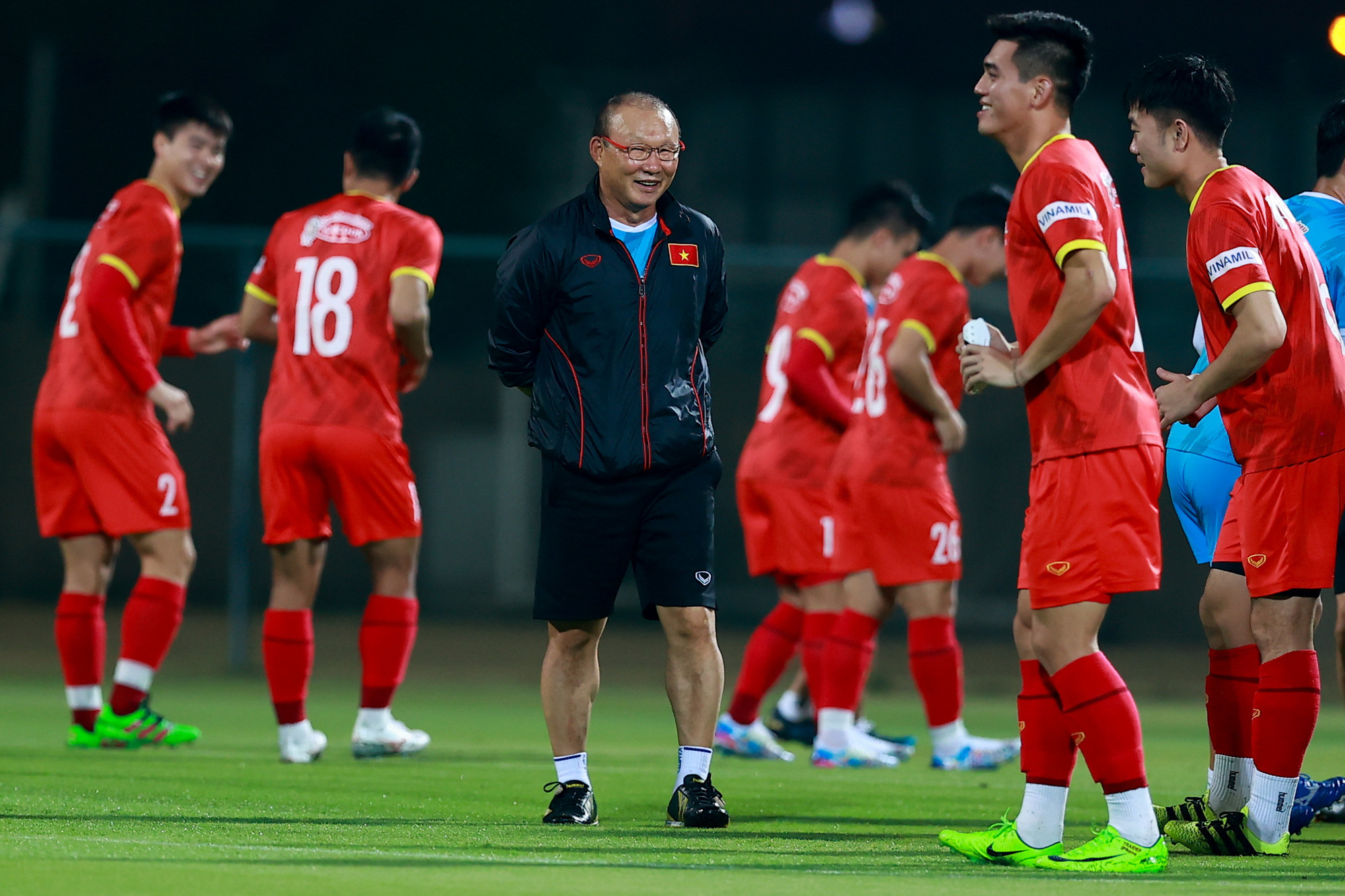 Bookmakers predict victory for Vietnam in World Cup qualifier against Indonesia