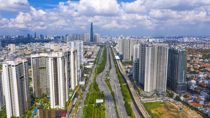 Ho Chi Minh City apartment rental market hit hard by COVID-19