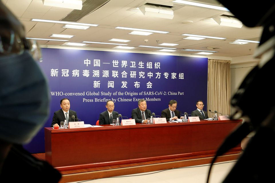 WHO official says can't force China to give more information on COVID-19 origins