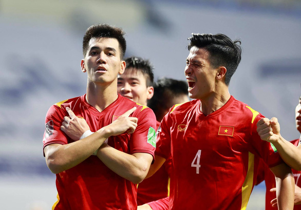 Vietnam sit atop Group G after devastating victory over Indonesia in FIFA World Cup qualifier