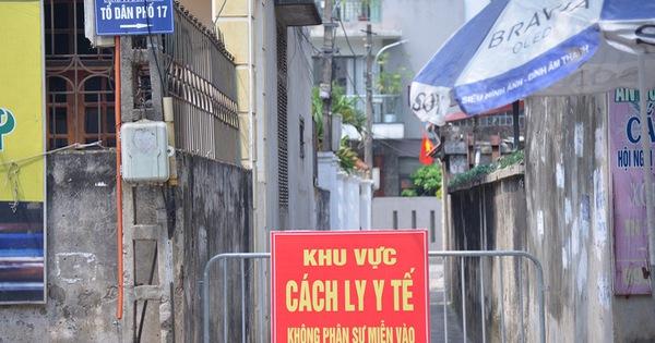 Another vegetable merchant infected with coronavirus in Hanoi