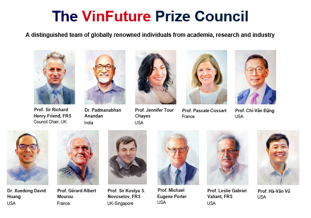 Almost 600 nominations submitted for Vietnam's first-ever global sci-tech prize