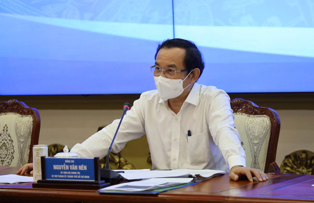 Ho Chi Minh City targets to vaccinate two-thirds of population by year-end