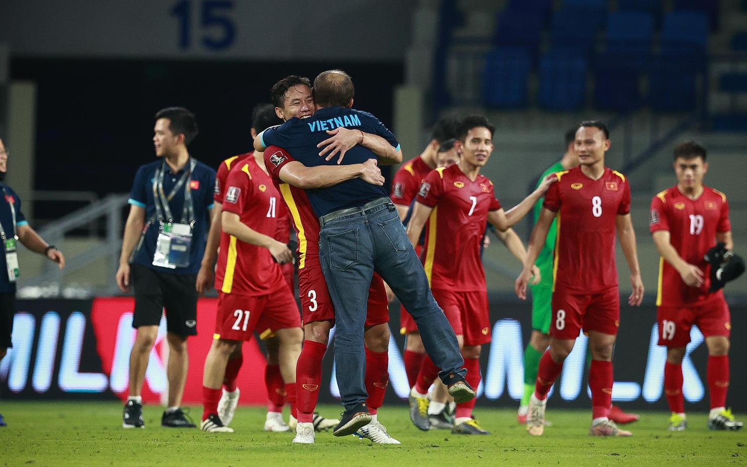 Vietnam's Prime Minister congratulates men's football team on win over Malaysia