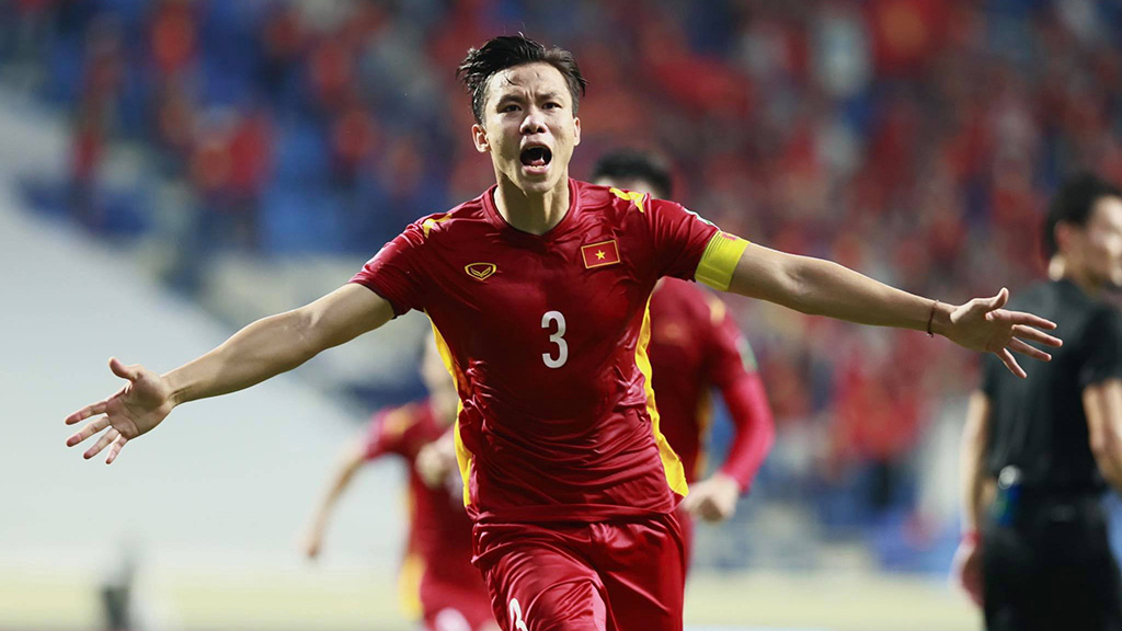 Vietnam cement top spot in Group G with victory over Malaysia in World Cup qualifier