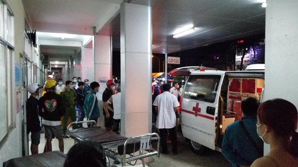 In southern Vietnam, gang storms hospital that admitted their dead victim
