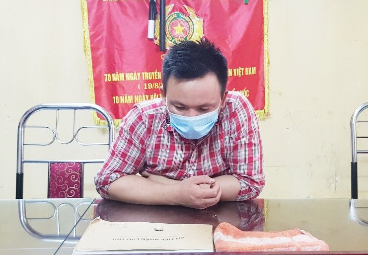 Vietnamese man tests positive for drugs, COVID-19 after disrupting order at checkpoint