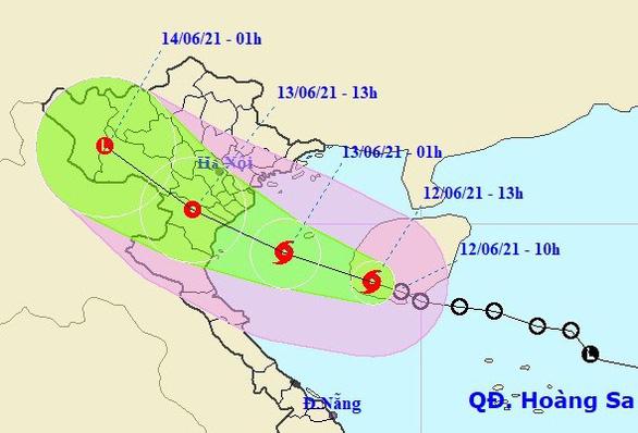 Storm Koguma downgraded to tropical depression after hitting northern Vietnam