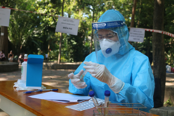 Coronavirus spreads to every district of Ho Chi Minh City
