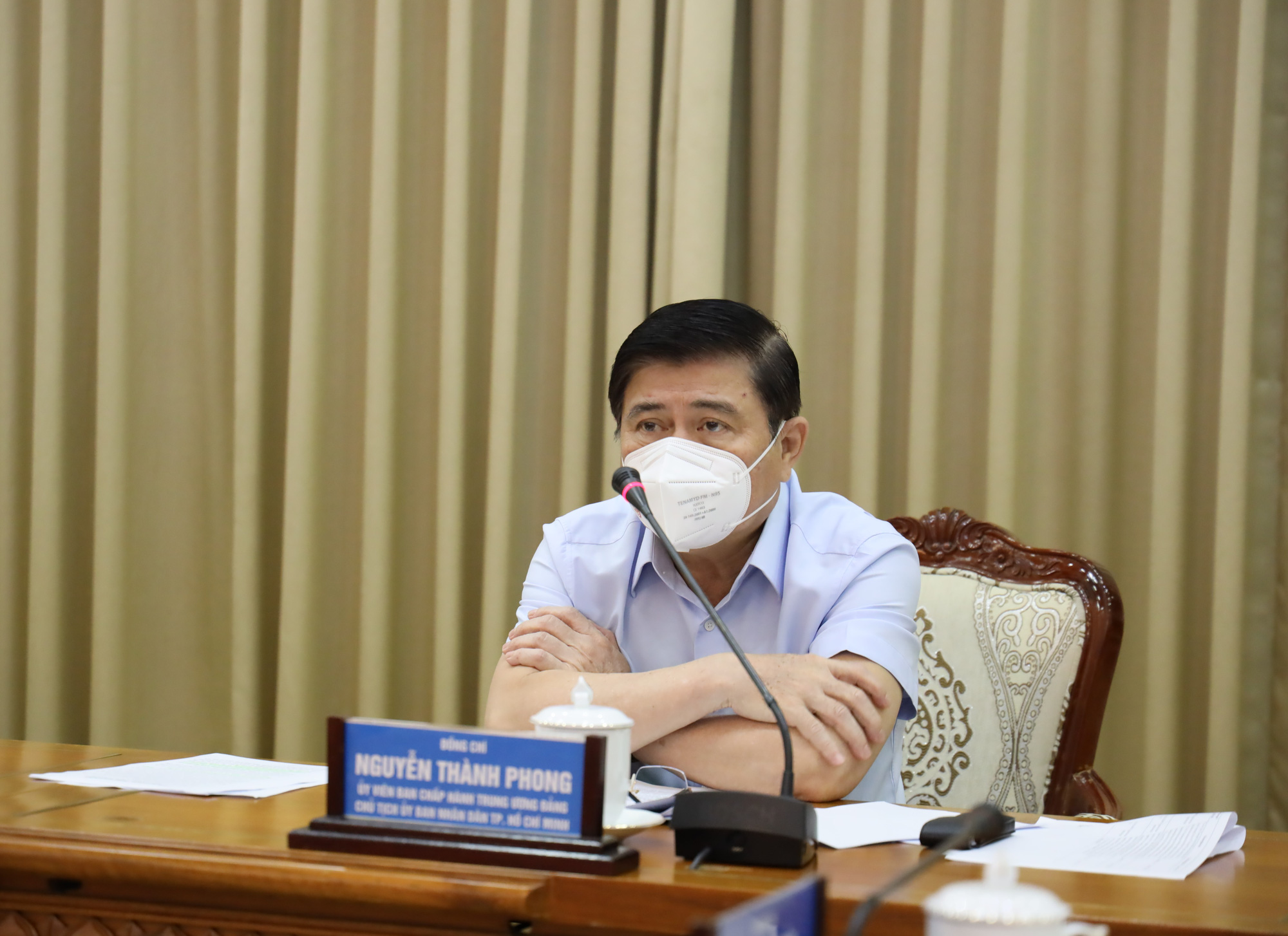 Ho Chi Minh City extends social distancing period by two weeks