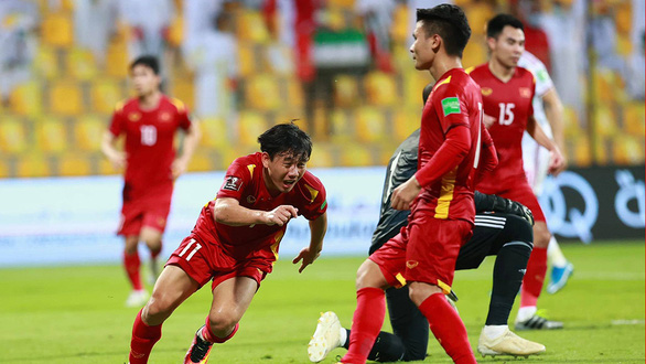 Vietnam book historic berth in final qualifying round for 2022 FIFA World Cup