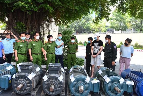 Vietnam busts Taiwanese-led drug ring, seizes 90kg of ketamine stashed in pig innards