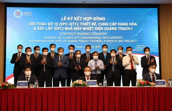 $1.3bn investment poured into new thermoelectric plant in Vietnam