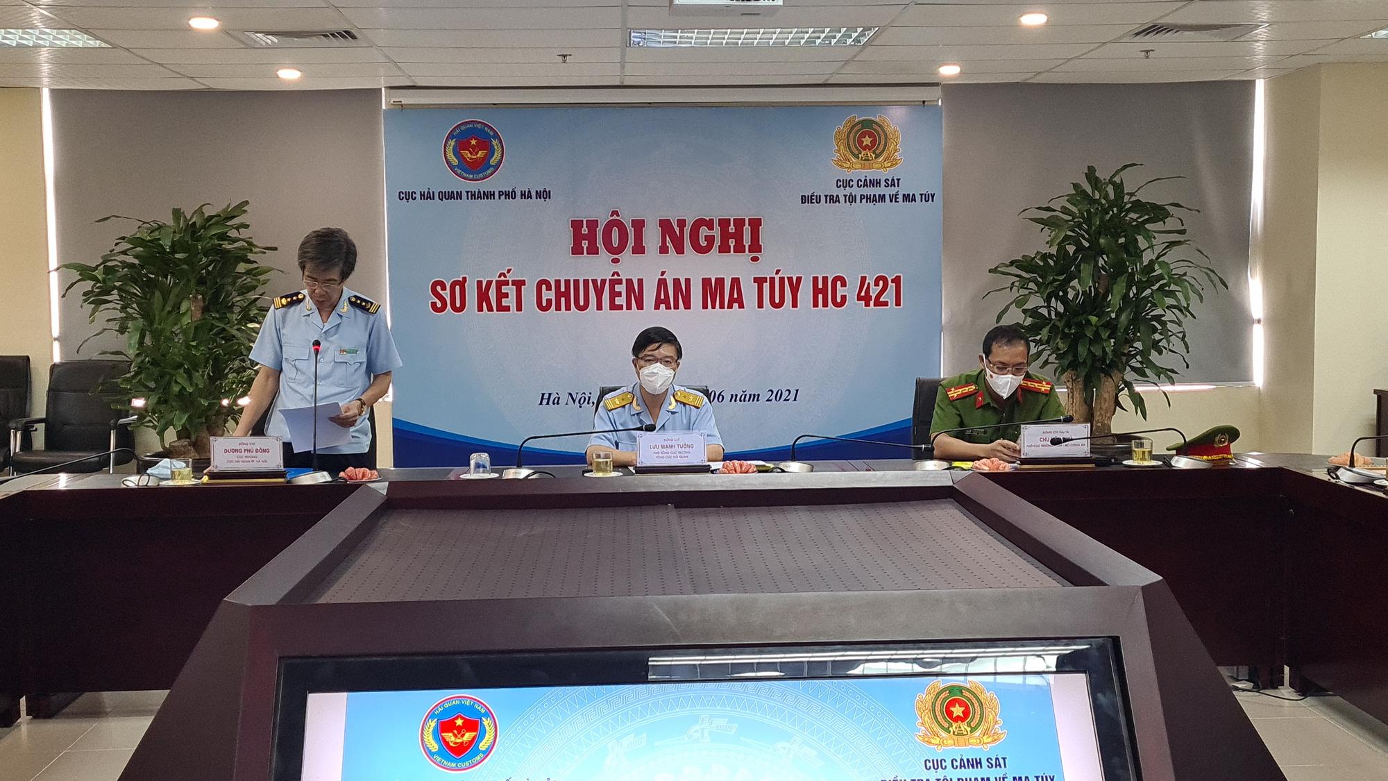 Vietnam solves largest-ever case of drug trafficking by air from Netherlands