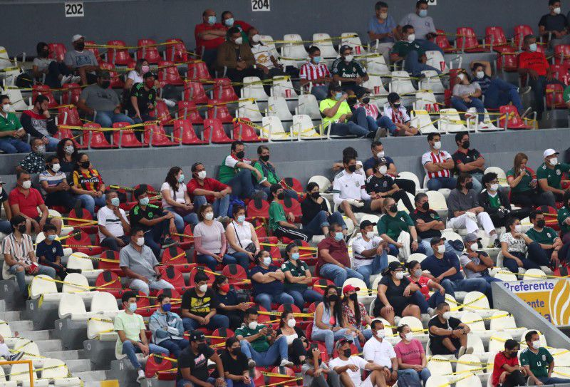 Mexico hit with FIFA fan ban at two home World Cup qualifiers