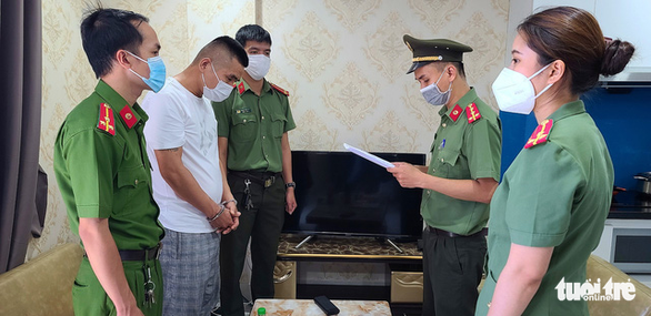 Chinese national caught in Da Nang after fleeing from Hai Phong