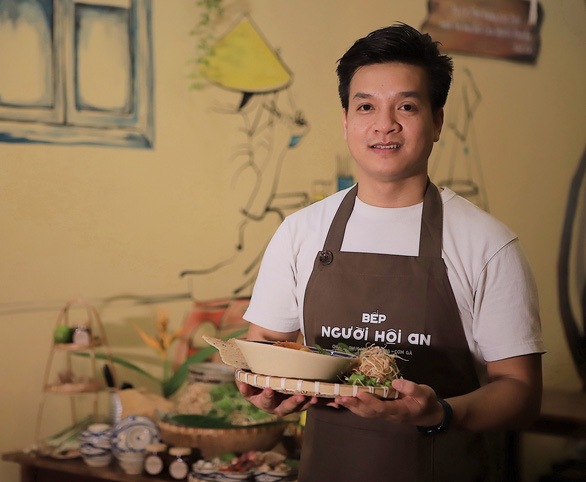 Vietnamese IT engineer turns restaurateur, hopes to build culinary career from hometown specialties