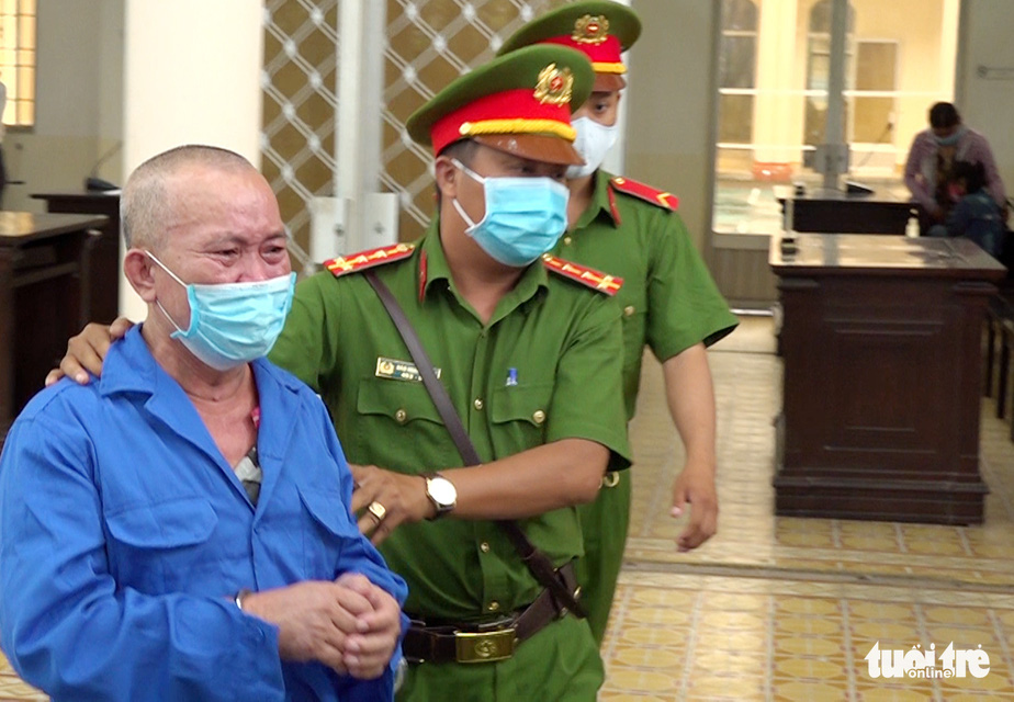 Man jailed for raping 6-year-old neighbor in Vietnam's Mekong Delta