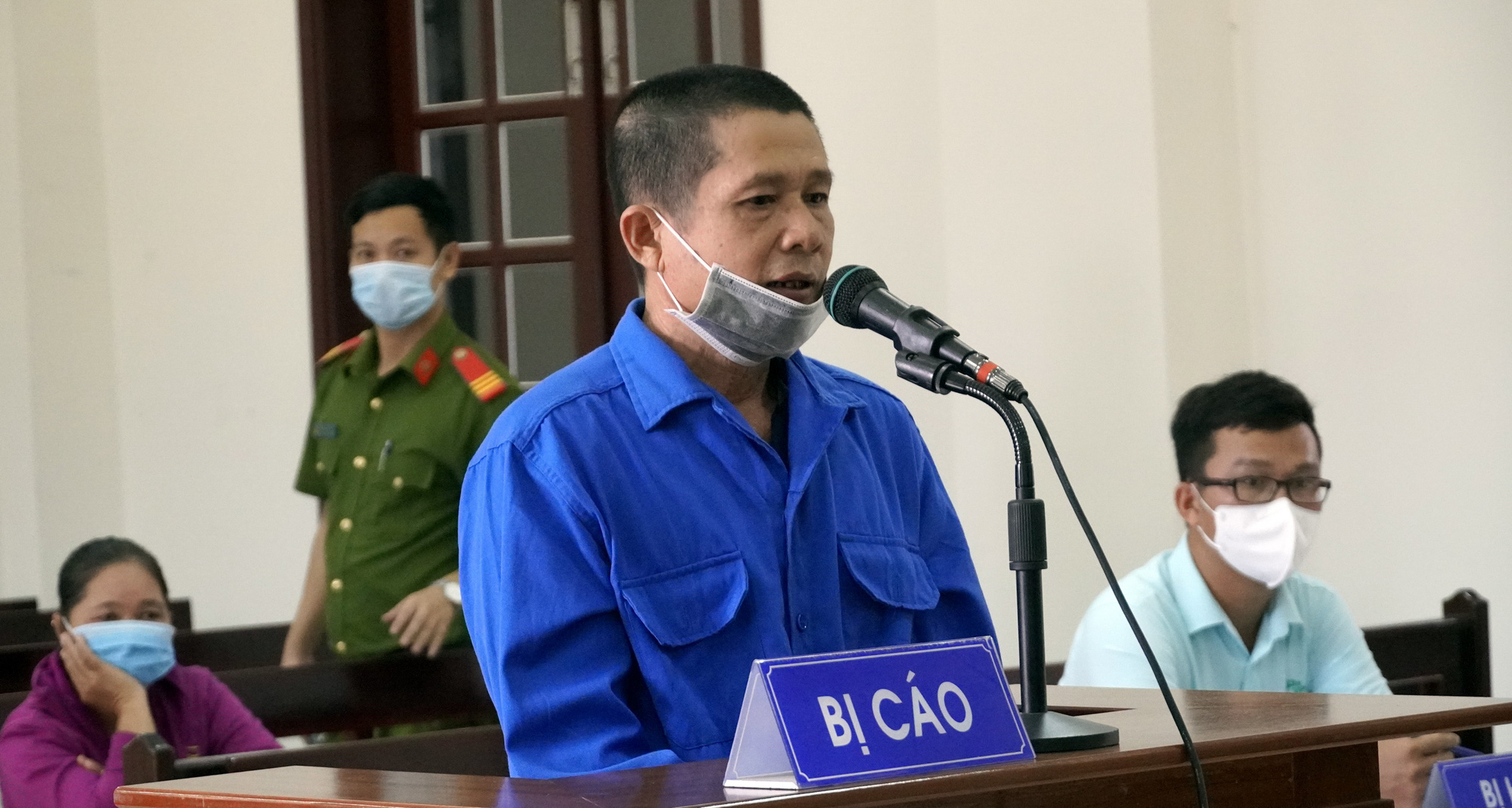 Man jailed for cutting down, stealing bougainvillea trees in southern Vietnam